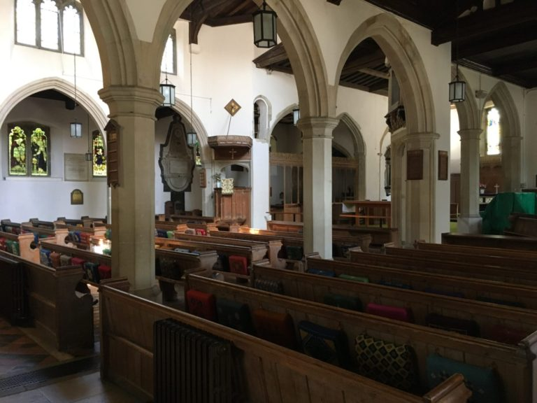 Church interior 6